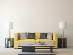 Modern living-room.